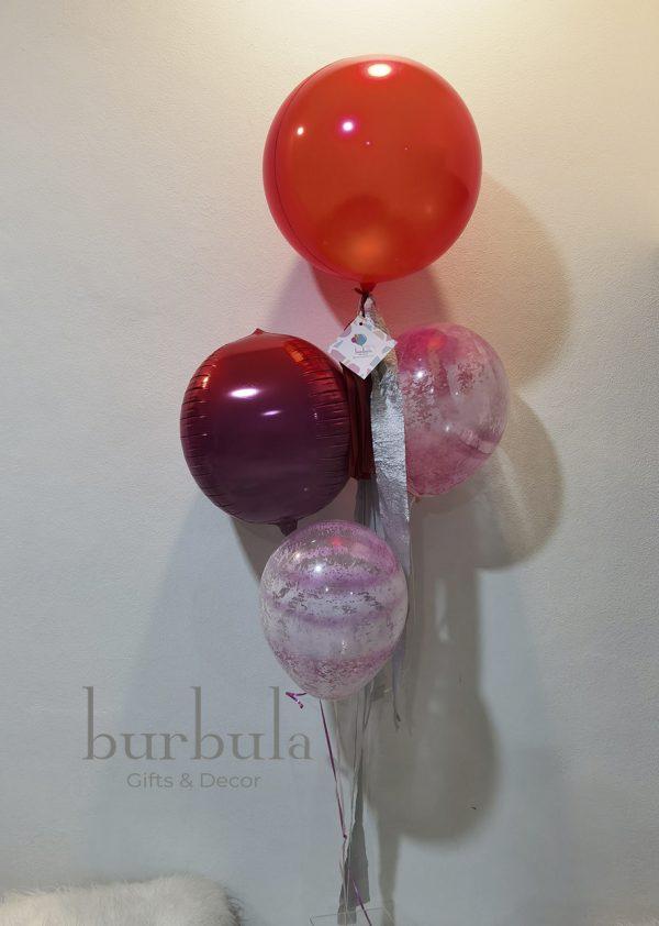 bouquet-globos