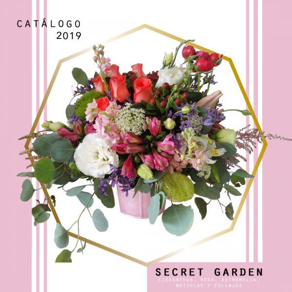 Secret Garden: A little piece of variety