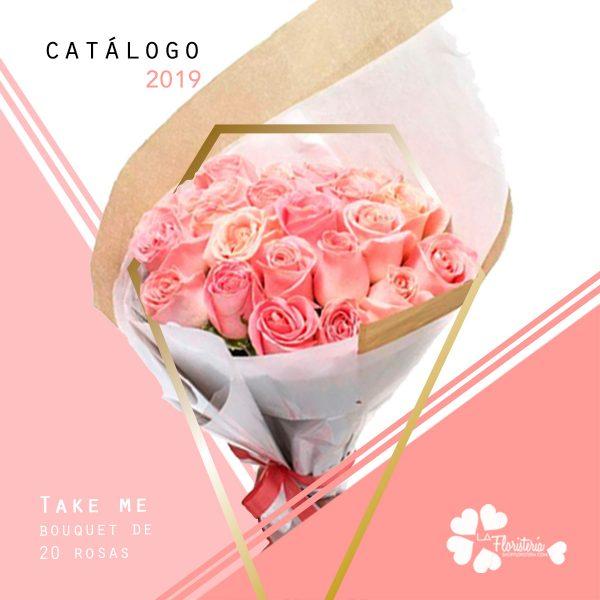 20 Roses Bouquet