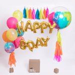 Birthday kit ballon