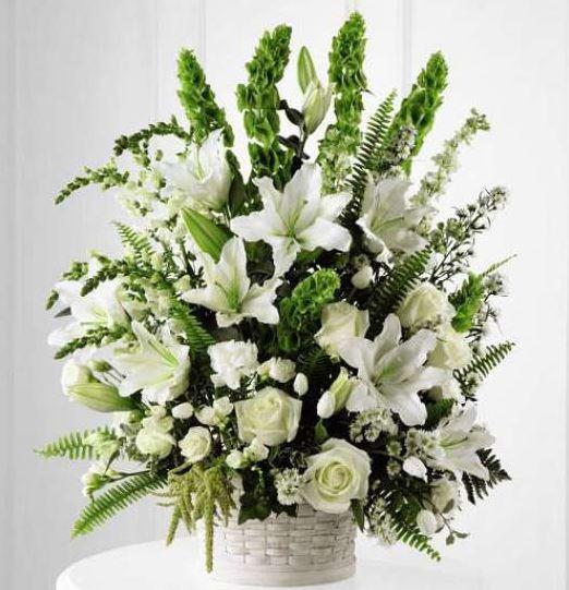 florea para funeral, flores pesame,