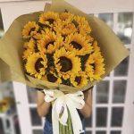 Bouquet Girasoles