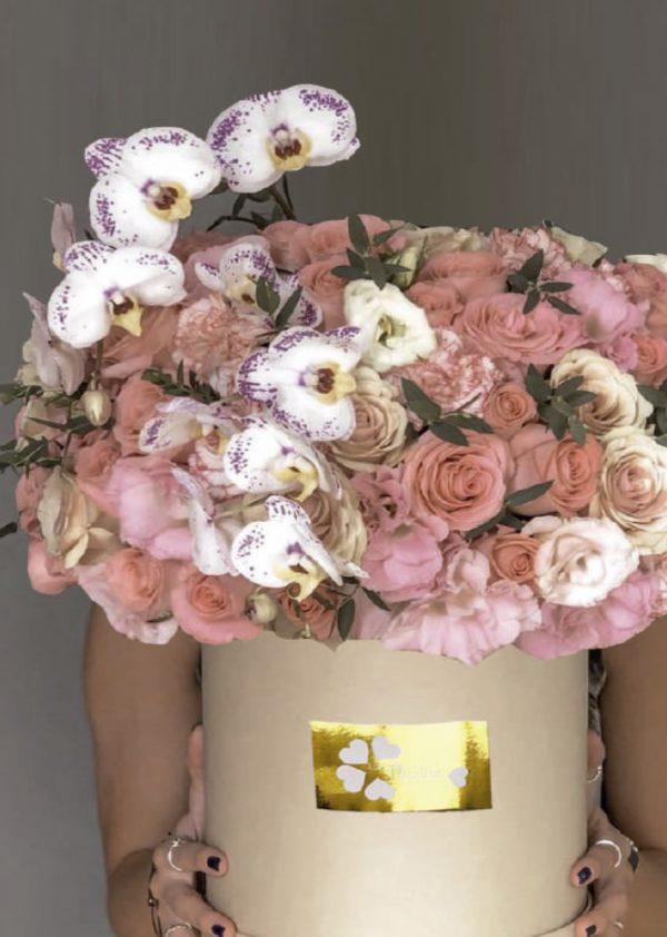 elegante-ramo-flores-envio-cancun